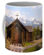 Teton Chapel Coffee Mug