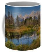 Teton Fall Coffee Mug