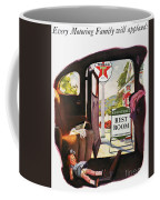 Texaco Advertisement, 1938 Coffee Mug