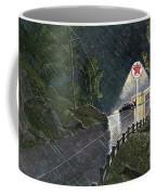 Texaco Advertisement, 1941 Coffee Mug