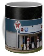 Texaco Gas Station Coffee Mug