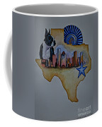 Texas Bound 3 Coffee Mug