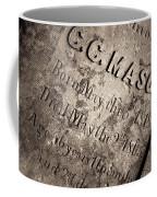 Tcm - C.c. Mason Grave Coffee Mug