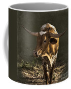 Texas Longhorn # 4 Coffee Mug