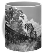 Texas Railroad Bridge Coffee Mug