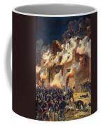 Texas: The Alamo, 1836 Coffee Mug