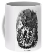 Texas: War Dance Coffee Mug