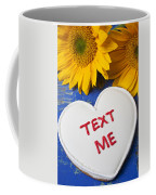 Text Me Coffee Mug