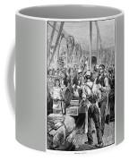Textile Mill, 1881 Coffee Mug by Granger