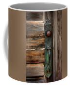 Textured Elegance Of The Past Coffee Mug