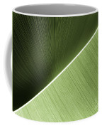 Patterns And Colors. Green. Coffee Mug