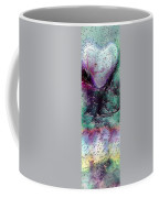 Textures Of The Heart Coffee Mug