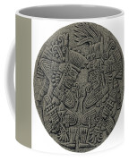 Tezcatlipoca And Huitzilopochtli Coffee Mug