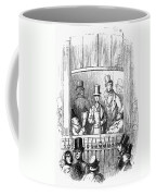 Thackeray: Newcomes, 1855 Coffee Mug