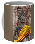 Thai Buddha Coffee Mug by Adrian Evans