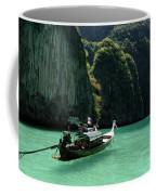 Thai Long Tail Boat  Coffee Mug