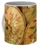 Thai Umbrellas 2 Coffee Mug