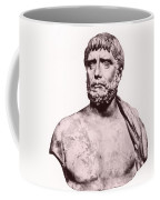 Thales, Ancient Greek Philosopher Coffee Mug by Photo Researchers