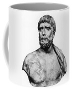 Thales, Ancient Greek Philosopher Coffee Mug by Science Source
