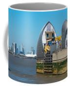 Thames Barrier Coffee Mug