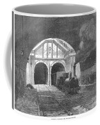 Thames Tunnel: Train, 1869 Coffee Mug