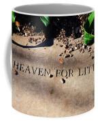 Thank Heaven For Little Girls Coffee Mug