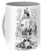 Thanksgiving, 1852 Coffee Mug