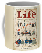 Thanksgiving, 1924 Coffee Mug