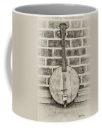 That Old Banjo Mandolin Coffee Mug