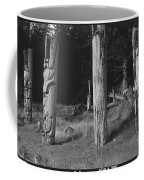 The Abandoned Villages Of The Seagoing Coffee Mug by Barry Tessman