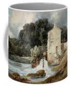 The Abbey Mill - Knaresborough Coffee Mug