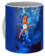 The Aerial Skier 20 Coffee Mug