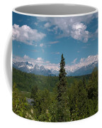 The Alaska Range Coffee Mug