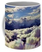 The Alaska Range Coffee Mug