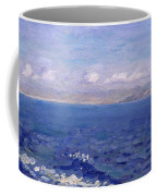 The Albanian Sea Coffee Mug