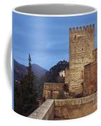 The Alcazaba The Alhambra Coffee Mug
