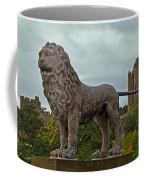 The Alnwick Lion Coffee Mug