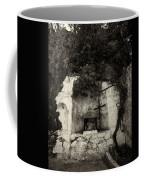 The Altar 2 Bw Coffee Mug