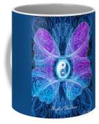 The Angel Of Balance Coffee Mug