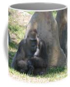 The Angry Ape Coffee Mug