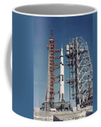 The Apollo 8 Space Vehicle Coffee Mug