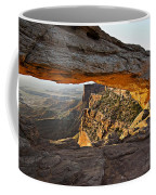 The Arch, Arches National Park, Moab Coffee Mug