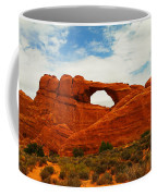 The Arches Of Utah Coffee Mug