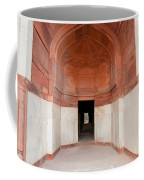 The Architecture And Doorways Of The Humayun Tomb In Delhi Coffee Mug