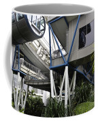 The Area Below The Capsules Of The Singapore Flyer Coffee Mug