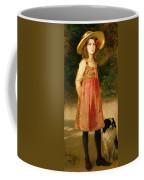 The Artist's Daughter - Hilde   Coffee Mug