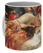 The Artist's Mistress Coffee Mug