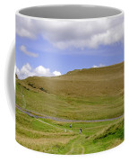 The Ascent Of Mam Tor Coffee Mug