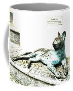 The Asian Civilisations Museum Cat Coffee Mug