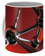 The Atomium Coffee Mug by Rob Hawkins